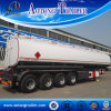 6 Compartment 54000 Liters Fuel Tank Semi Trailer for Sale