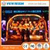 Curved Waterproof Flexible LED Display Use for Wedding/Entertainments/Club