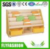 Multifunction Kid Furniture Wooden Book Shelf on Sale (SF-102C)