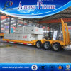 3 Row 6 Line Low Loader Trailer, 100 Tons Lowboy Trailers for Sale
