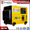 6.3kVA 5kw Powered by Diesel Engine Super Silent Generator