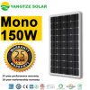 Sharp Solar Panel 150W Solar Panel Monocrystalline