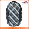 High Quality Plaid Customized Pattern Logo Backpack