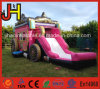 Inflatable Princess Bouncer Castle Slide Combo for Promotion