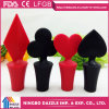 Beer Bottle Stopper Poker Silicone Wine Bottle Stopper