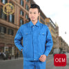 OEM Blue Painter Work Wear Uniform, Polo Jack Uniform Design Engineering Uniform