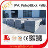 China Factory Produce PVC Plastic Pallet for Block Machine