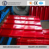 PPGL Color Coated Aluminium Corrugated Steel Roofing Sheet