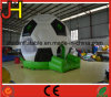 Exciting Inflatable Sport Games Football Bouncy Jumping Castles