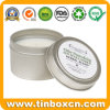 Hot Sale 4oz Travel Candle Tin Can for Packing Wax