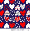 Sweet Heart Printing 80%Nylon 20%Spandex Fabric for Swimwear