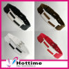 Negative Ion Cheap Rubber Bracelet for Health Therapy (CP-JS-DW-002)