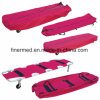 Funeral Mortuary Stretcher with Body Cover