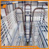 Automatic Vertical Aluminum Profile Powder Coating Line