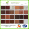 Wood Effect/ Wood Grain Finished Coating Powder Applied by Heat Transfer Process