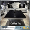Hot Sale Black Natural Outdoor Marble Top Coffee/Dining Table