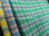 T/C Blended Yarn Dyed Check Fabric for Shirt