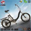 En15194 250W Electric Folding Bike Gift to Child
