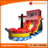 Inflatable Large Pirate Ship Bouncer for Amusement Park (T6-610)