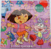 China Factory Square Heat Press MDF Blank Jigsaw Puzzle