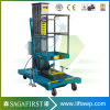 10m Electric Lift Mobile Hydraulic Man Lift with Ce