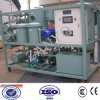 Double Stages Vacuum Transformer Oil Purification Machine