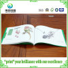 Offset Printing Paper Book with Glossy Lamination for Jewelry