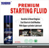 Low Temperature Starting Engine Fluid