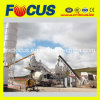 25m3/H -120m3/H Hauling Concrete Batching Plant with Truck Chassis