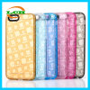 Picasso Gird Pattern Clear Soft TPU Phone Cases for iPhone 7/6s/6