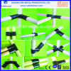 PE / PVC / ABS Plastic Coated Pipe (EBIL-XBHJ)