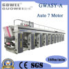 6 Color Computer Control High Speed Plastic Rotogravure Printing Machine