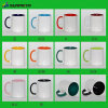 2016 Factory 11oz Ceramic Inner-Handle Color Blank Sublimation Mug