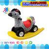 Animal Plastic Seesaw, Plastic Rocking Toy, Plush Animal Rocking Horse (XYH12073-2)