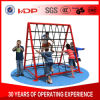 2017 Exciting Challenge Muti-Function Fitness Equipment Climbing Rope Net