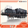 Zenith 50-850tph Mobile Cone Crusher Plant with ISO