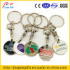 Wholesale Supermarket Metal Trolley Token Keychains