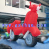 Inflatable Exhibition Model of Advertising Motorcycle
