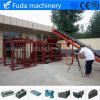 Hydraulic Force Concrete Block Paver Brick Making Production Line