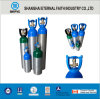 Small Portable Medical Aluminum Oxygen Gas Cylinder