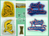 Low Price of Towel Embroidery Patch (ZY-01)