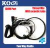 Mini Practical M07 Earphone to 2 Way Intercom