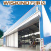 Hot Rolled H Section Galvanized Structural Warehouse