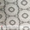 Big Flower Nylon Lace Curtain Lace Fabric (M4033)