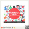 Promotional Microfiber Spectales Cleaning Cloth