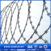 Galvanizede Bto-22 Razor Barbed Wire for Farme Using