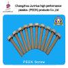 High Temperature Peek Screws (Jiangsu jun walt plastic)