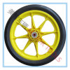 16X1.75 Bicycle Tyre PU Foam Wheels