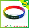 Awareness Bracelet China Printed Silicone Wristband (JN-C09)