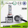 LED Car Headlight Latest Product 36W 6000lm